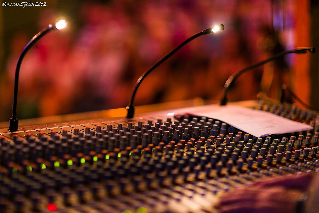 Mixing Console (HvE-20120901-0210)