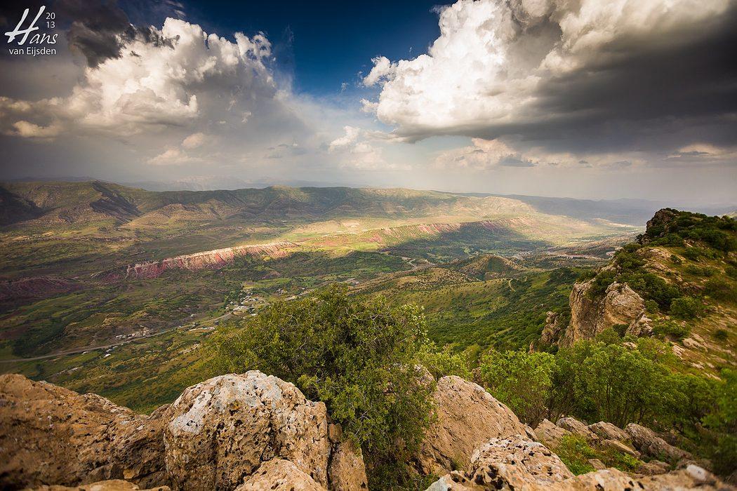 Iraqi Kurdistan Landscapes & Amp Nature Hans Van Eijsden