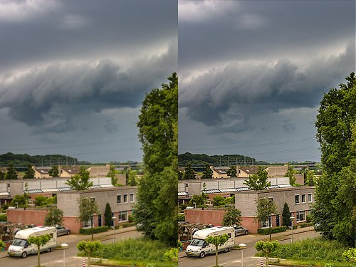 Cloudy Zwolle-Zuid