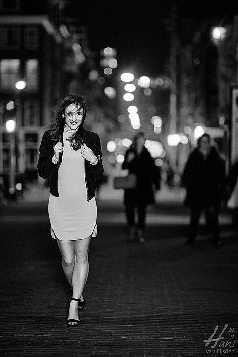 Sera on the Streets of Amsterdam (HvE-20151218-0374-2)
