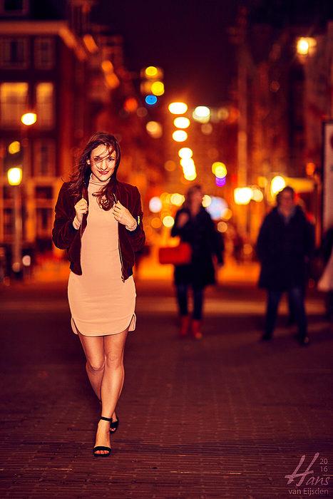 Sera on the Streets of Amsterdam (HvE-20151218-0374)