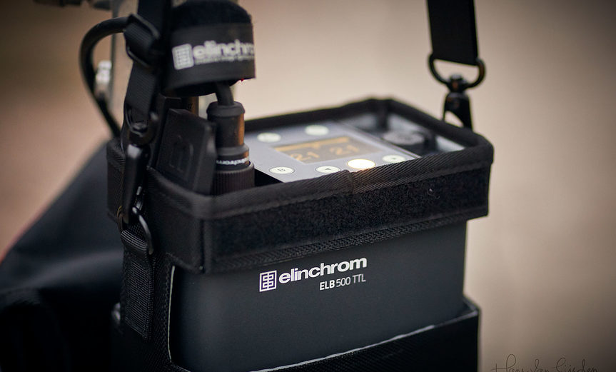 The Elinchrom ELB 500 TTL